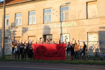 1. Mai - Alle nach Rostock